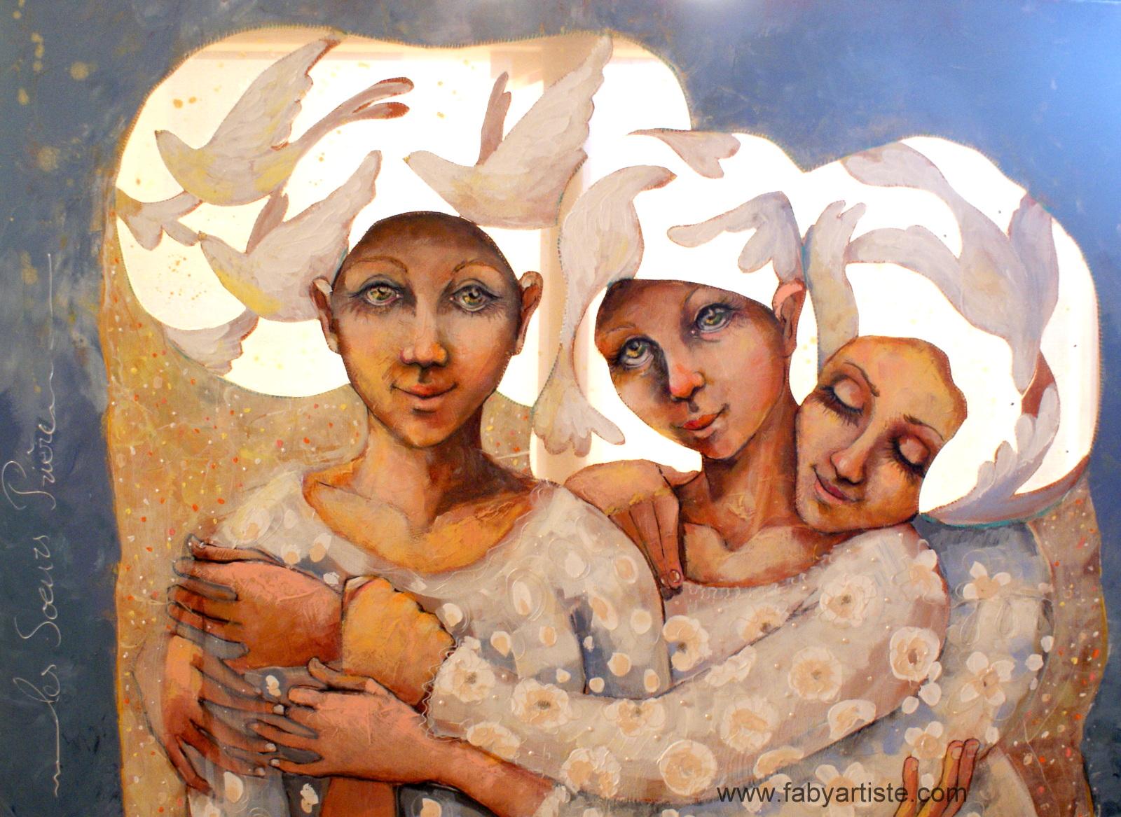 les soeurs prières en lumière