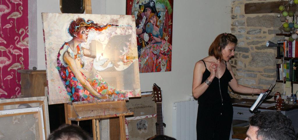 Voyage de l'art à l'âme à Ploeren