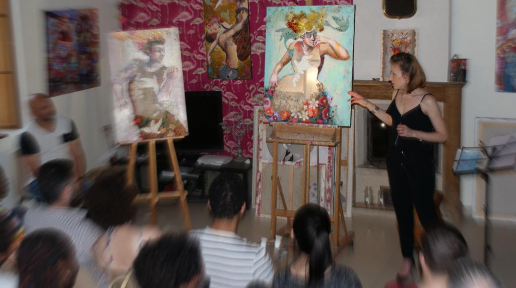 Voyage de l'art à l'âme le 12 juillet à Arzal