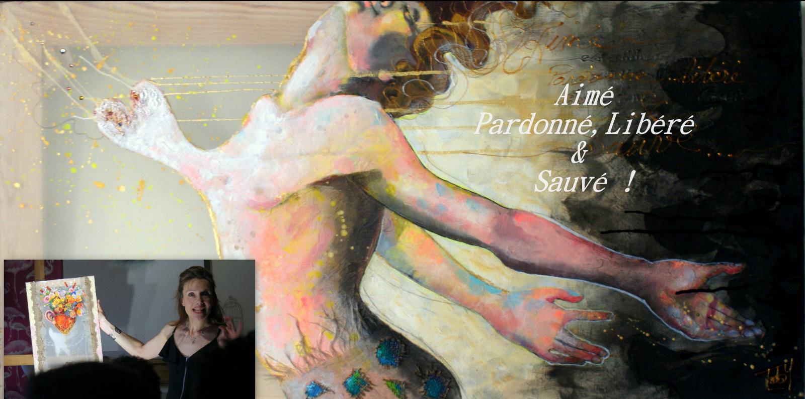 Voyage de l'Art à l'âme à Arzal Le 30 Septembre à 20h00.