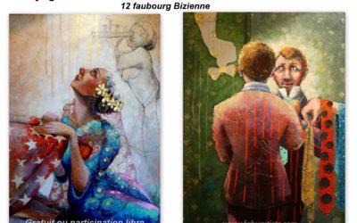 Voyage de l'art à l'âme le 24 mars 20h à Guérand