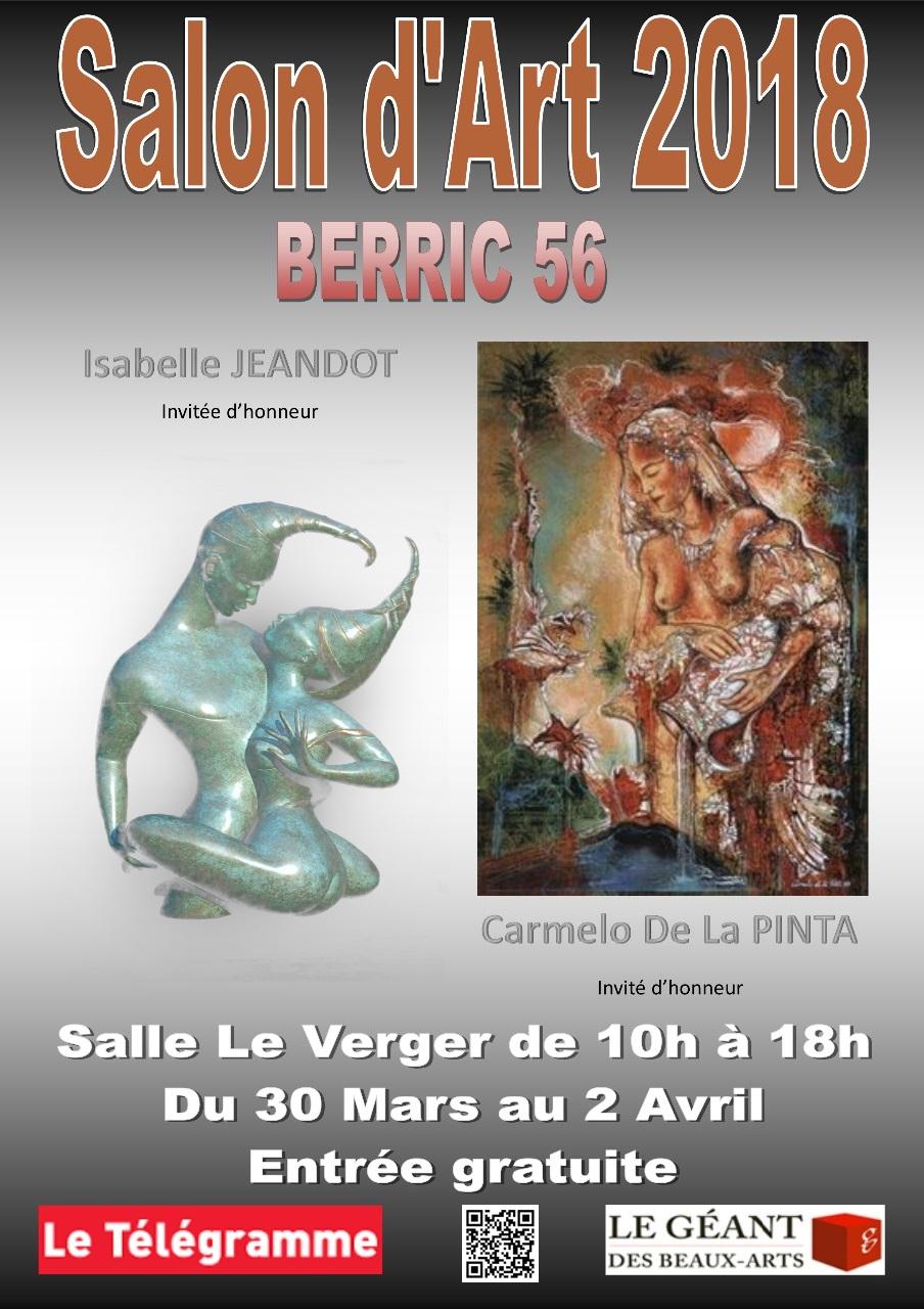 Salon des arts de Bérric