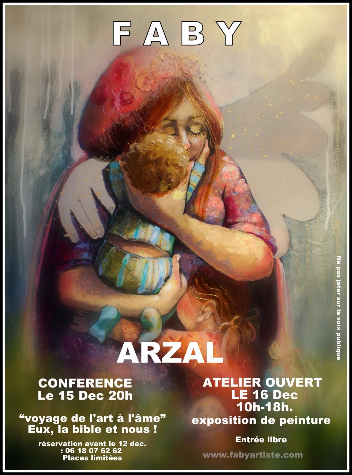 Les 15 et 16 Décembre à ARZAL