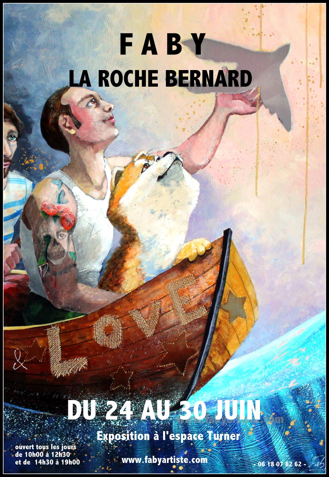 Du 24 au 30 Juin La Roche Bernard