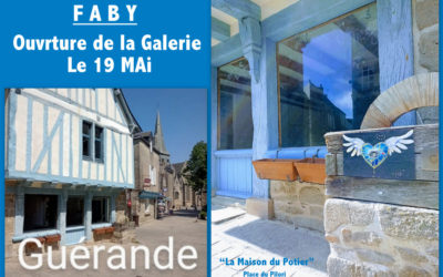 Galerie Faby à Guérande